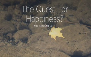 quest for happiness
