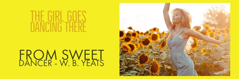 sweet dancer by w. b. yeats