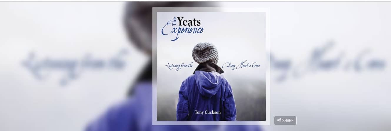 w b yeats cd of poetry