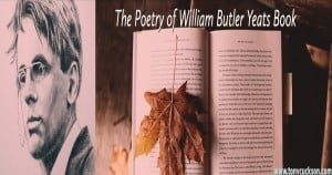 poetry-william-butler-yeats-book