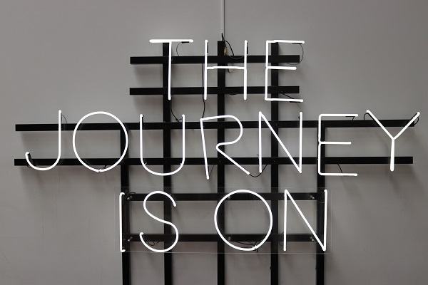 begin the journey of figuring out your life