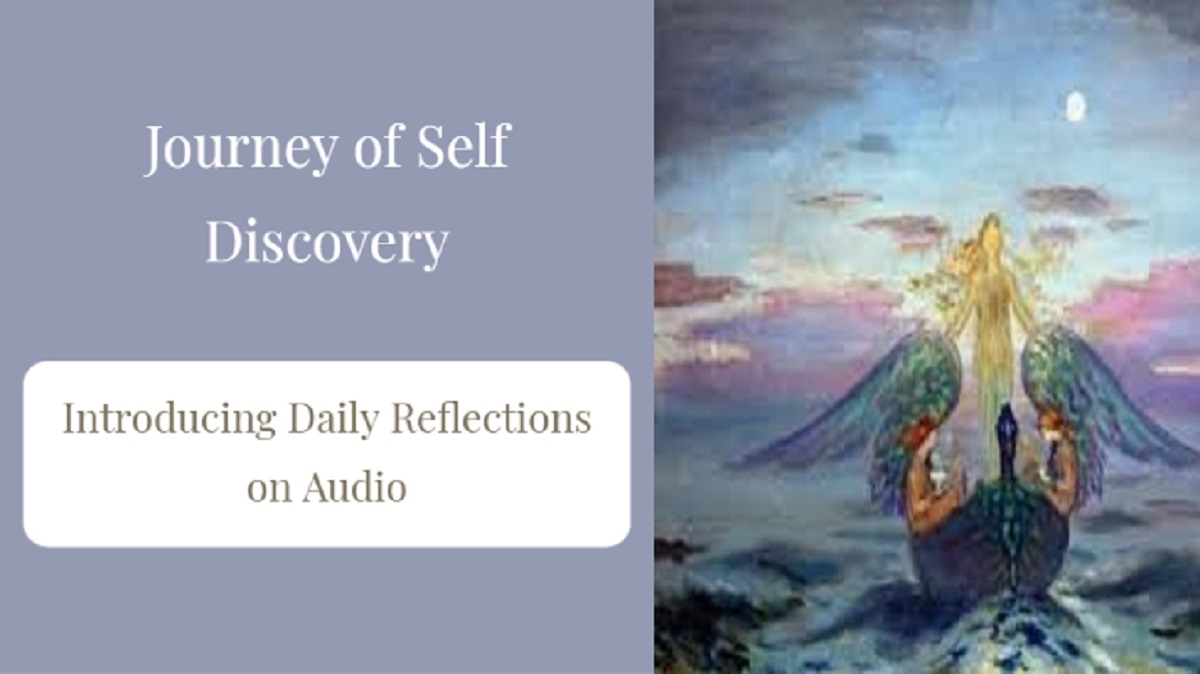 journey of self discovery reflections