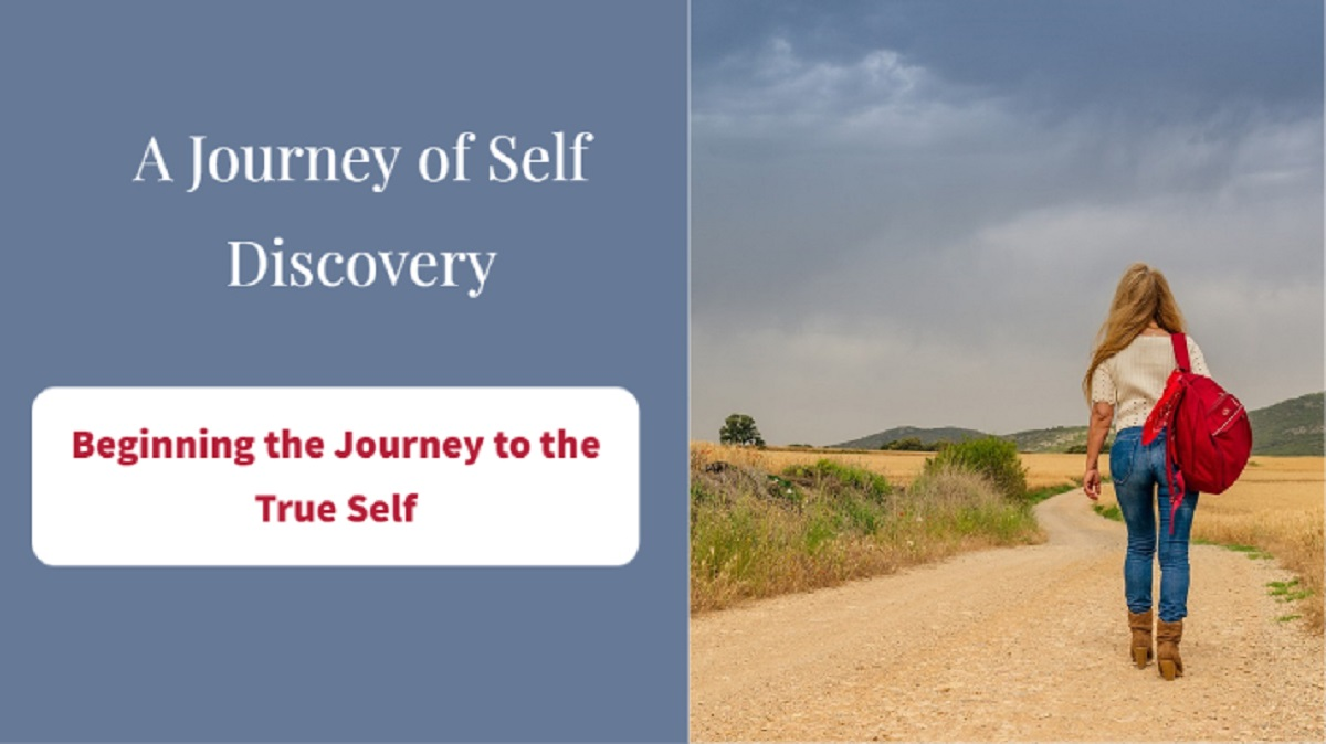 begin your journey of self discovery